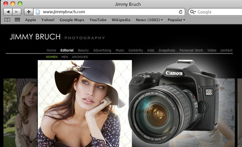 Build a Photography Portfolio Website